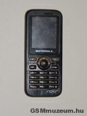 Motorola WX395