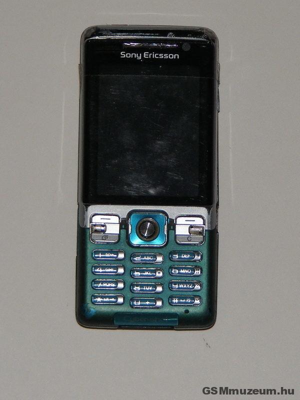 Sony Ericsson C702